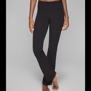 Athleta Powerita Straight Leg Ankle Leggings